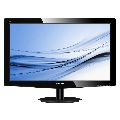 МониторыPhilips V-line 196V3LSB7/00 (LED) Black