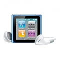 MP3 плеерыApple A1366 iPod nano 16GB Blue
