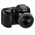ФотоаппаратыNIKON Coolpix L810 Black