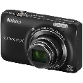 ФотоаппаратыNIKON Coolpix S6300 Black
